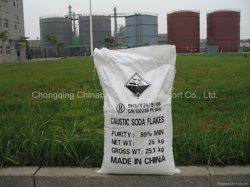 Caustic Soda Flake 1