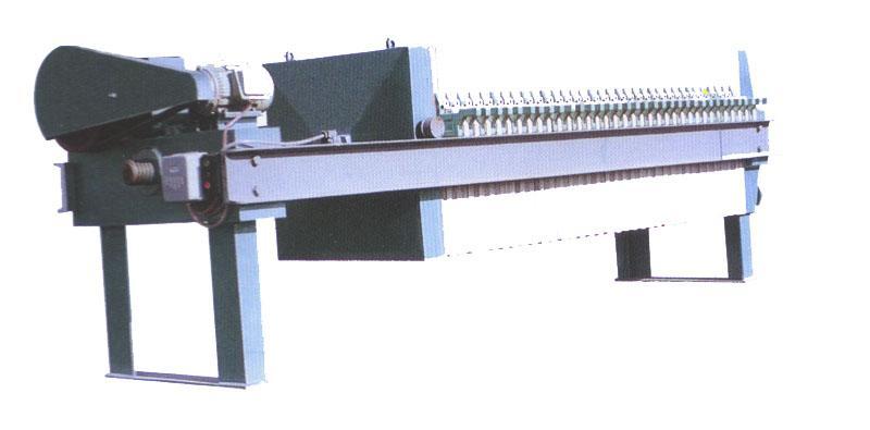 增強聚丙烯壓濾機 1