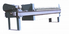 Reinforced Polyethylene Filter press