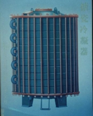 Glass-lined plate type condenser(heat-exchanger)