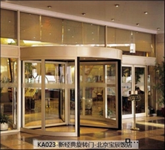 凱必盛KA023自動旋轉門