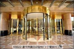 凱必盛KA022自動旋轉門