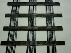 Polyester Knitted Geogrids