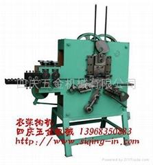 金屬衣架鉤自動機械