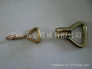 液压双线钩机 2