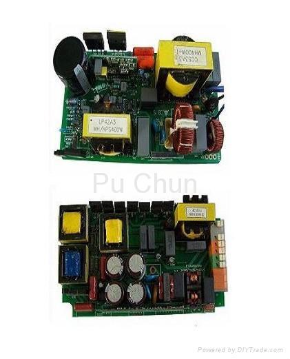 電子鎮流器組件 3