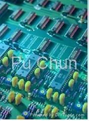 上海普春电子有限公司