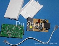 ADSL產品組件
