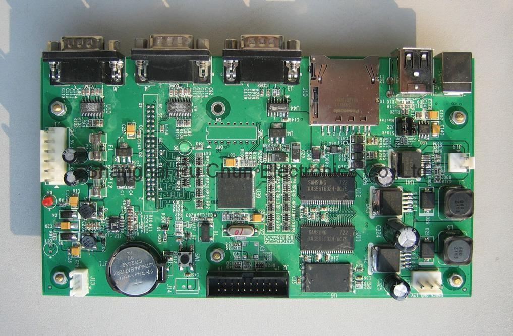 PCB and Assembly with purchasing service of electronic components and parts for various electronic products