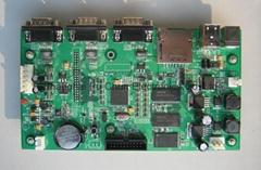 电路板及元器件焊装