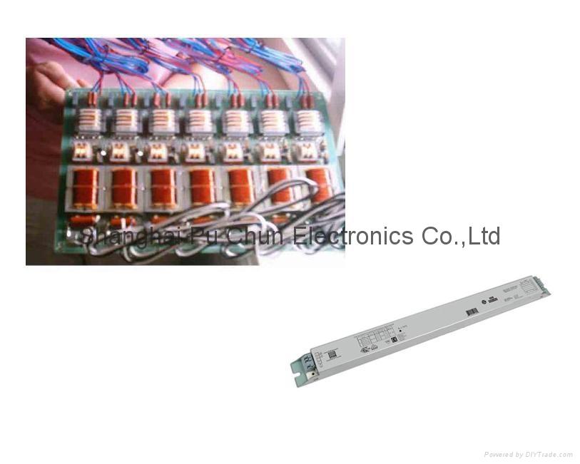 電子鎮流器組件 1