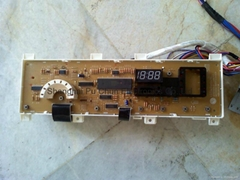 Control board for home appliances