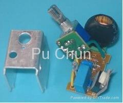 調光器電子組件