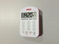 Water Resistant Countdown Timer Clock