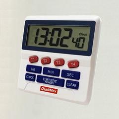 電子計時鐘(內置4部計時器)
