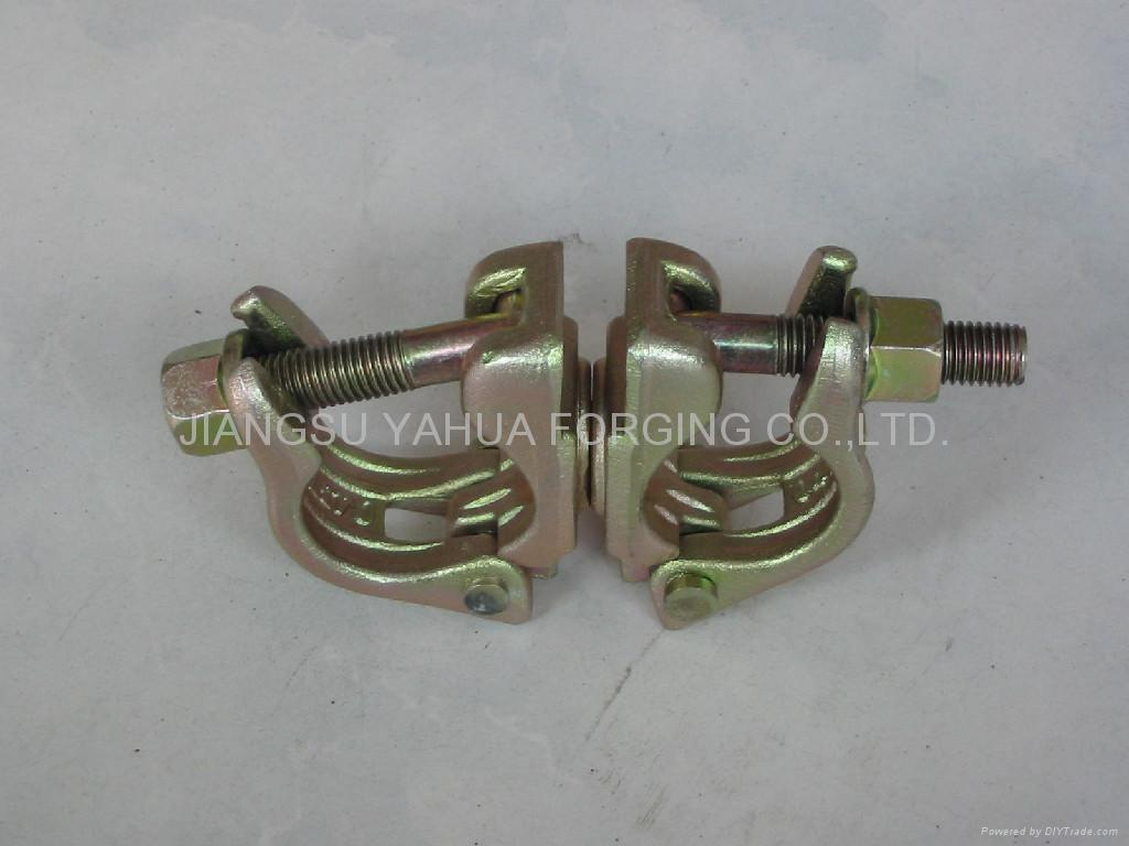 forged swivel coupler-germany type