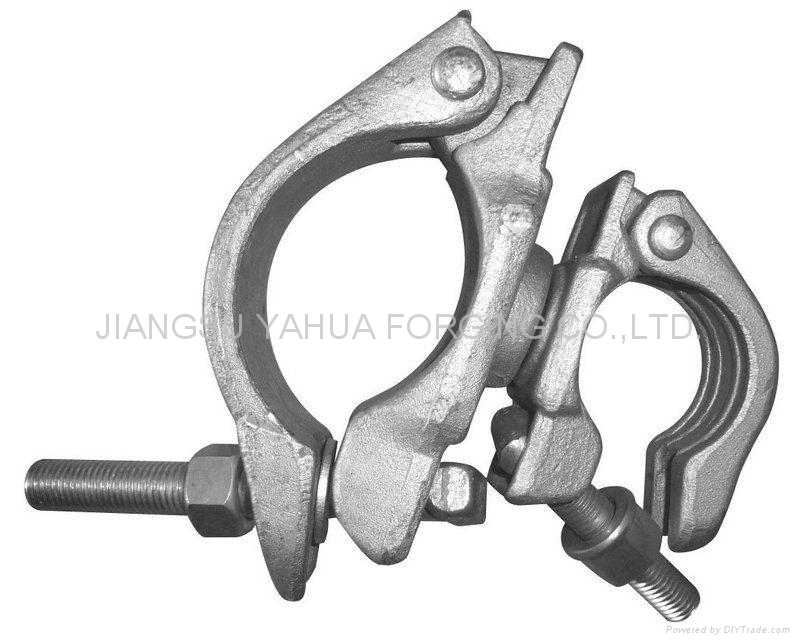 "forged clamp 3-1/2""x2"" (48/89mm) 1"