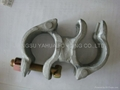 swivel coupler welded two parts