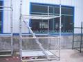 cuplock system scaffold