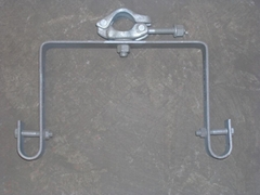 ringlock scaffold ladder