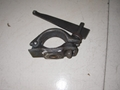 drop forged half swivel clamp with wedge