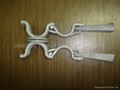 美式钢性扣件