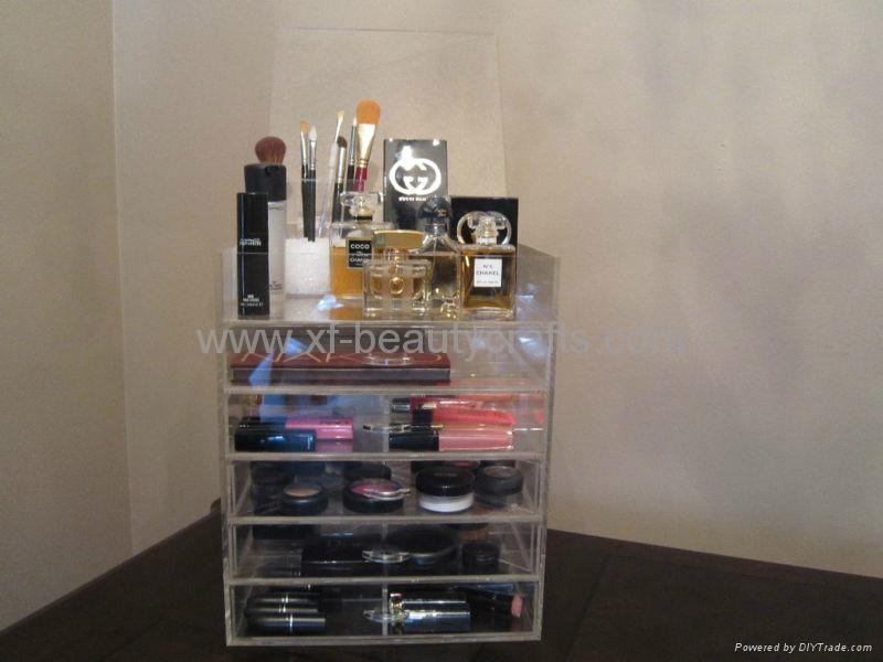 Make Up Holder Sorbus Acrylic Cosmetics Makeup Organizer Case