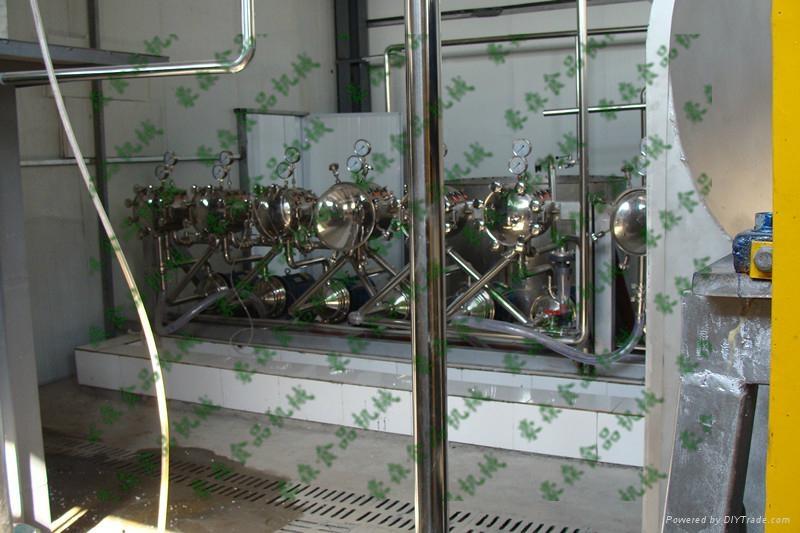 小型淀粉生产加工机械 2