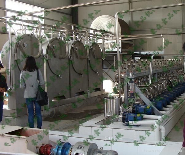 小型淀粉生产加工机械 4