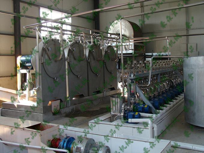 洋芋淀粉生产加工机械 3