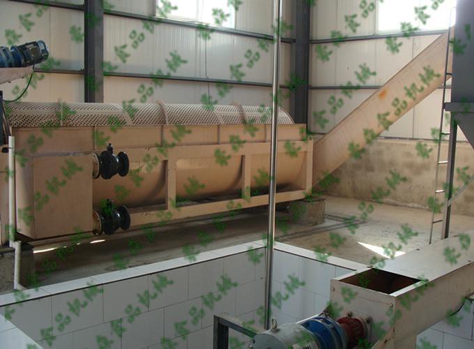 洋芋淀粉生产加工机械 4