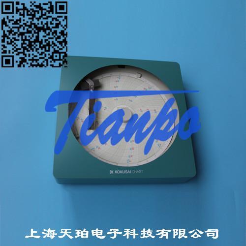 KOKUSAI CHART温湿度记录仪KC10 1