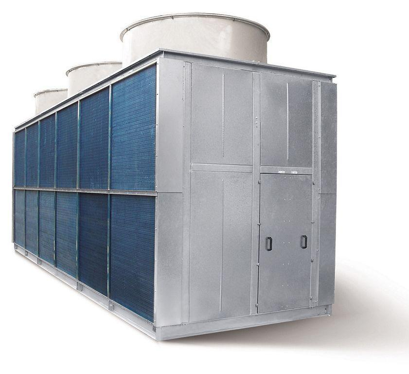Air Cooled Condenser & Radiators