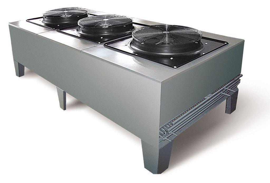 Air Cooled Condenser & Radiators 2