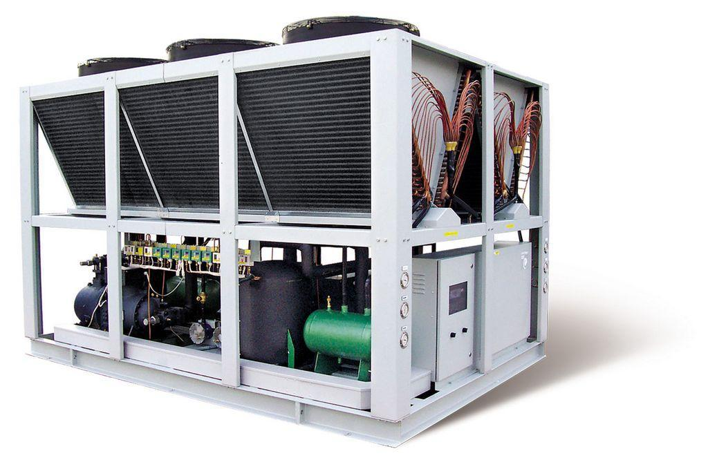 Air Water Cooled Chiller Heat Pump Hong Kong S A R