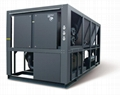 Multi Source Heat Pump & Chiller