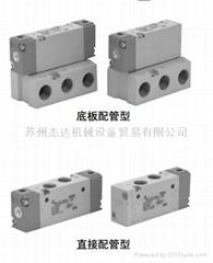 日本SMC五通氣動閥SYJA3120-M3