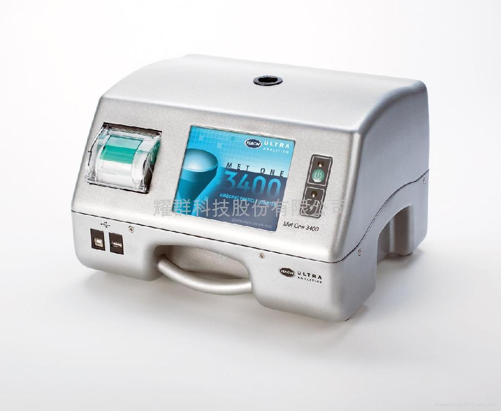 Particle Counter 激光落塵計數器