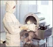 潔淨服 無塵衣鞋布Helmke漢姆克滾筒潔淨度測試儀 2