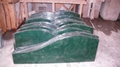 Indian Green marble vanity top