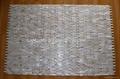 Brick Pattern 10x60mm/315x310x2mm mesh white MOP tile