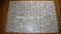 Brick Pattern 10x60mm/315x310x2mm mesh white MOP tile 3