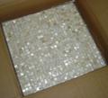 MOP mosaic tile