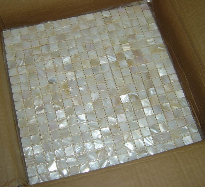 Mother of Pearl Mosaic Tile 1