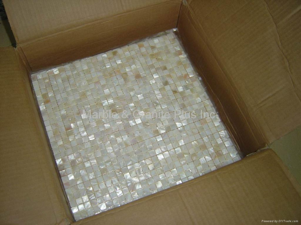 Mother Of Pearl Mosaic Tile China Manufacturer Other