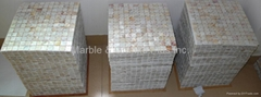 Mother of pearl MOP mosaic tile