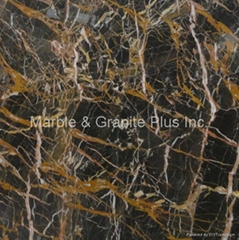 New Nero Port Laurent marble