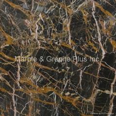 New Nero Port Laurent marble
