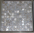 mesh 25x25mm/322x322x2mm white Mother of