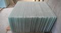 Backlit Crystal White marble panel
